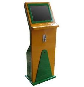 Custom made Touch Screen Terminal on stand