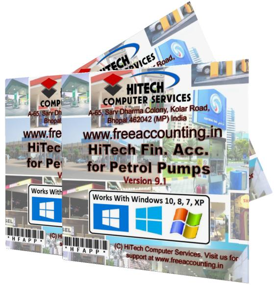 Petrol Pump Accounting Software CD Group